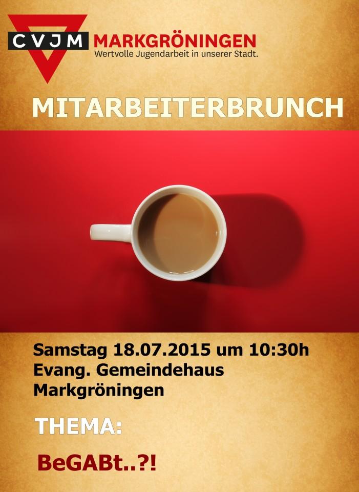 MAKBrunch Werbung 18.07.2015