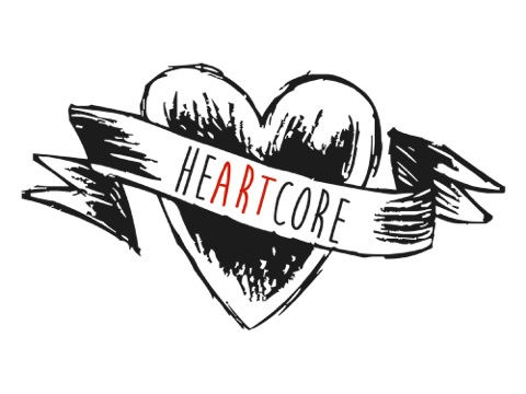 heartcore-tshirt-logo_front
