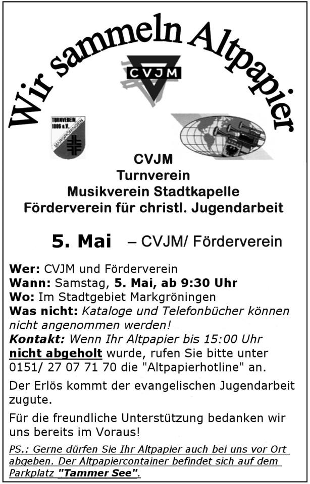 180505_Anzeige Altpapier_mit_Ort_mit_Tel01