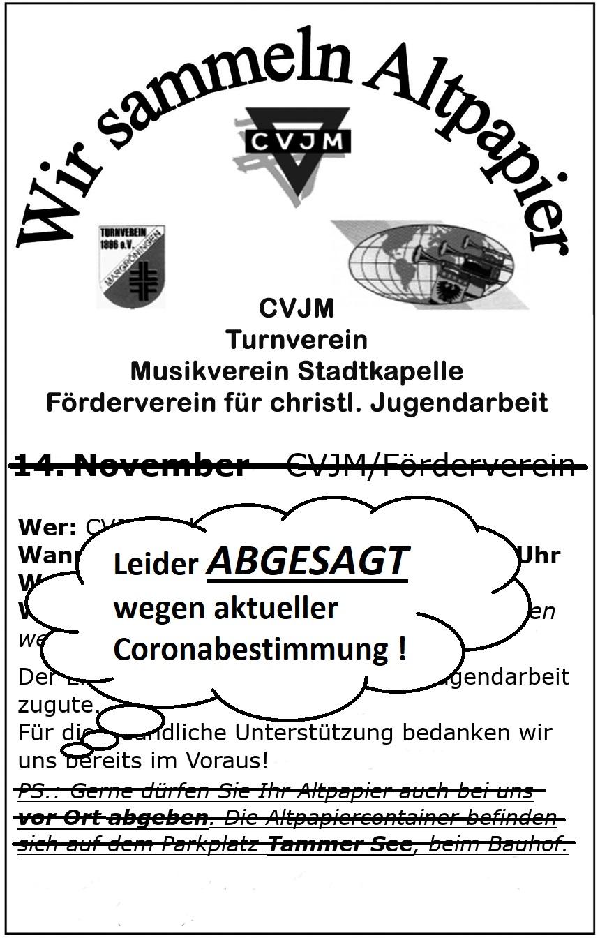 201114_Anzeige Altpapier_01_ABGESAGT